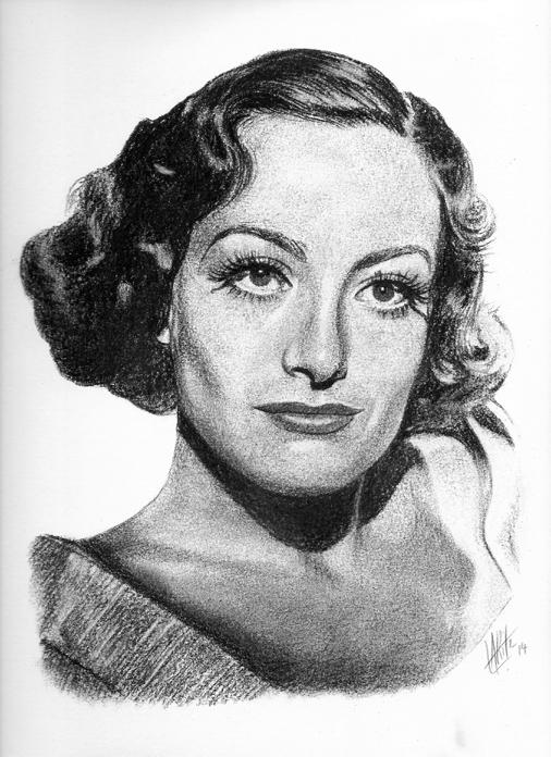 Joan Crawford par ARitz